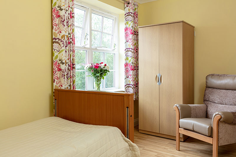 Princess Christian Residents Bedroom