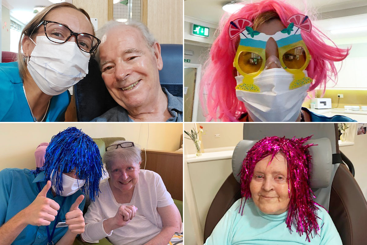 Celebrating National Smile Day at Princess Christian Care Home