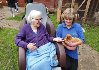 Freedom party fun for residents and families at Princess Christian Care Home 11